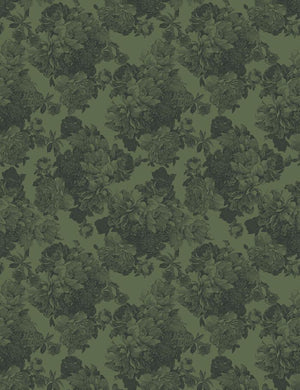 Barbara Ann Army Green  Wallpaper