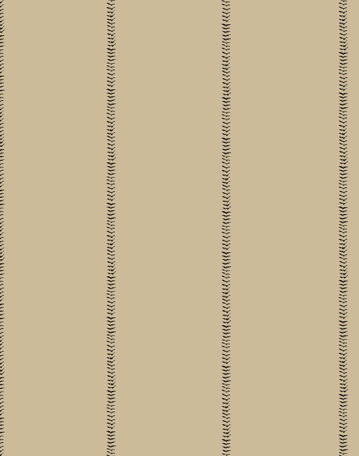 Baseball Stitch Burlap  Wallpaper