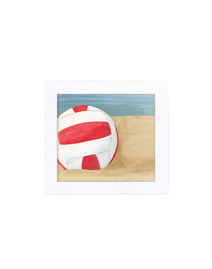 Beach Volleyball by Nathan Turner