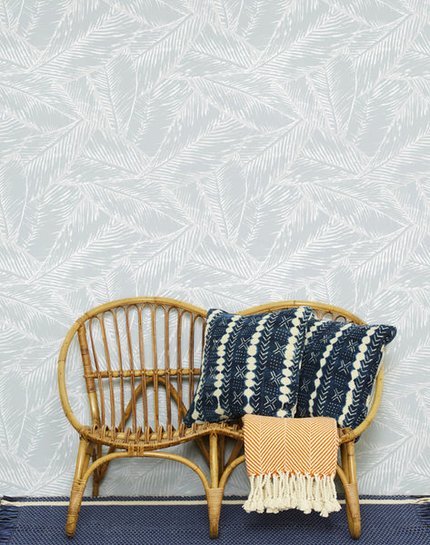 Best Fronds Removable Wallpaper - Storm