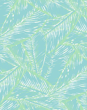 Best Fronds Caribbean  Wallpaper