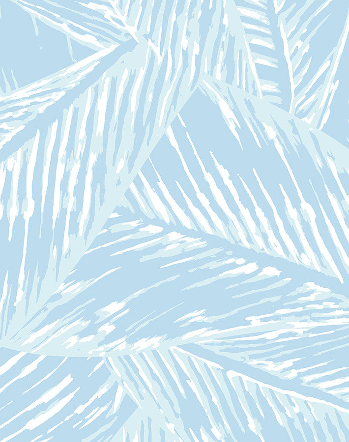 Best Fronds Removable Wallpaper - Sky