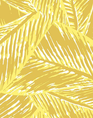 Best Fronds Yellow  Wallpaper