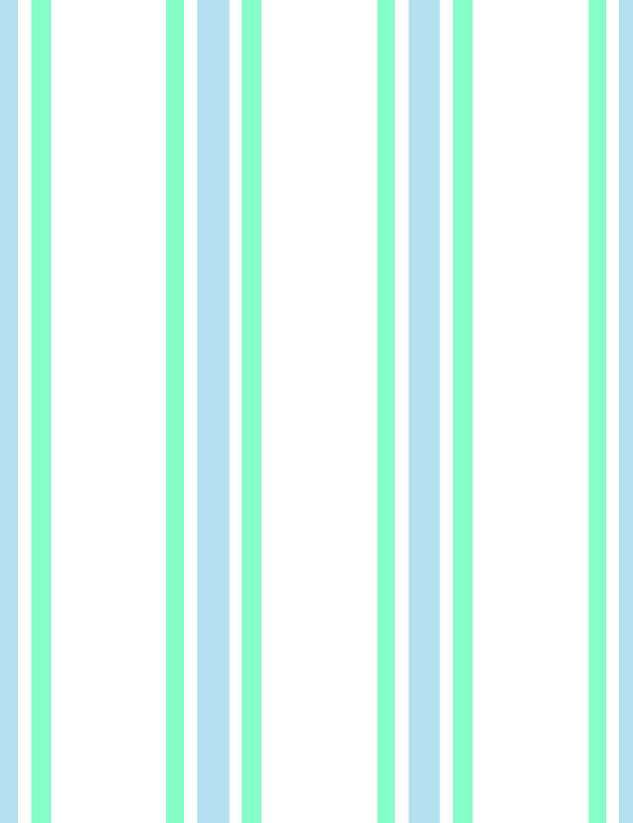 Between The Lines Baby Blue Jade  Wallpaper