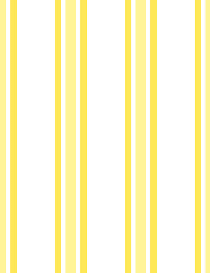 Between the Lines Wallpaper - Yellow