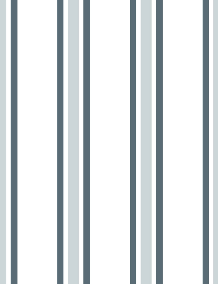 Between the Lines Removable Wallpaper - Gray