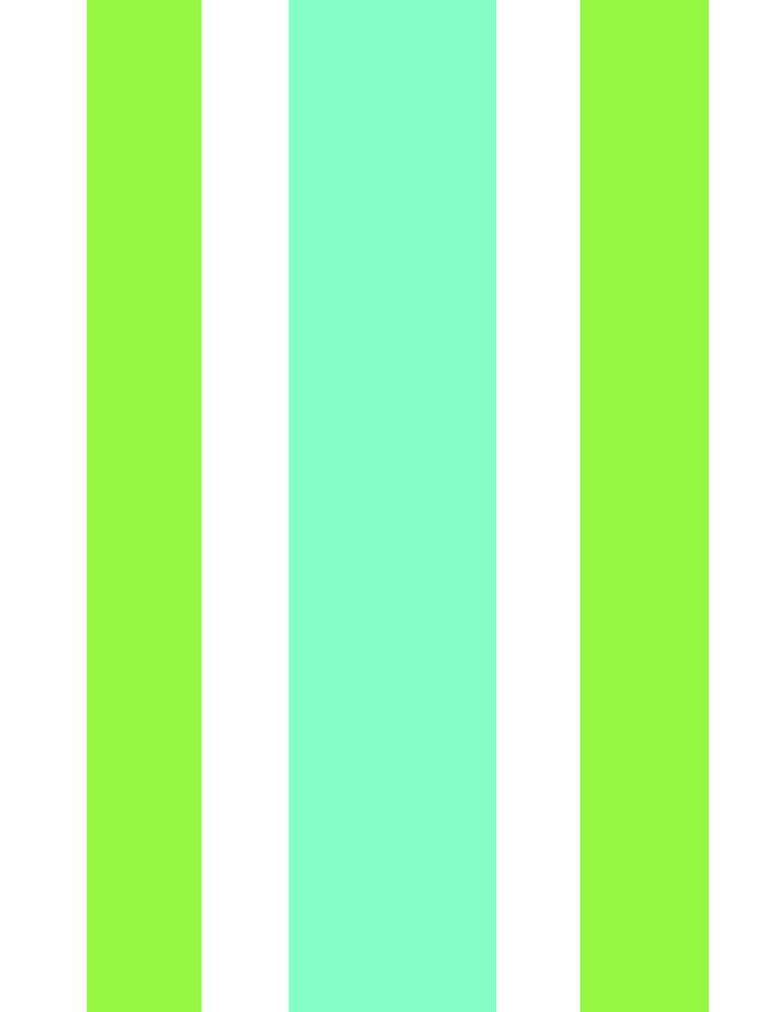Between the Lines Wallpaper - Chartreuse