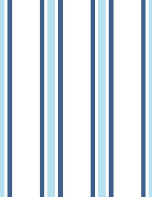 Between The Lines Baby Blue Ultramarine  Wallpaper