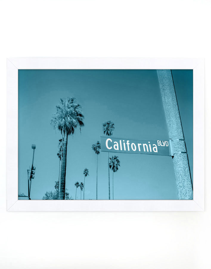 California Blvd by Nathan Turner
