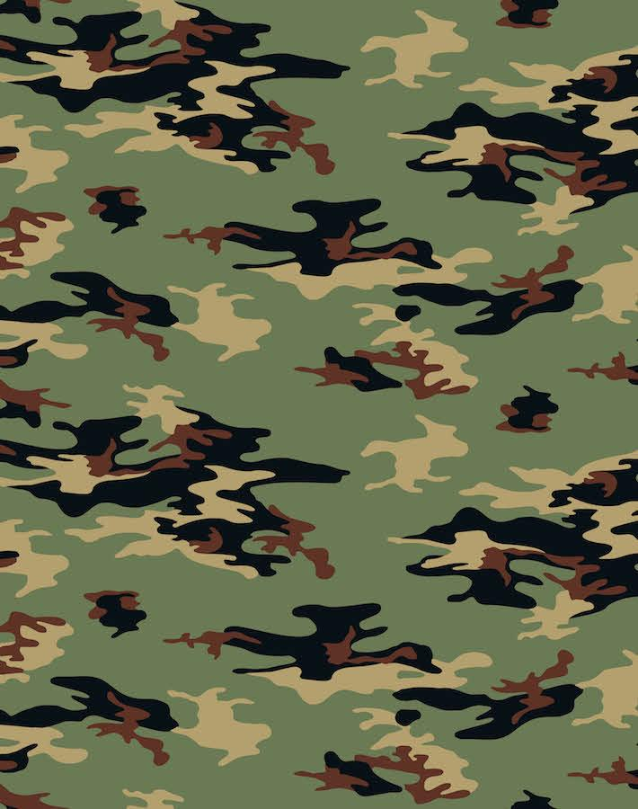 Camo Green  Wallpaper