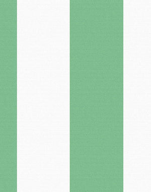 Candy Stripe Removable Panel - Green [SALE]