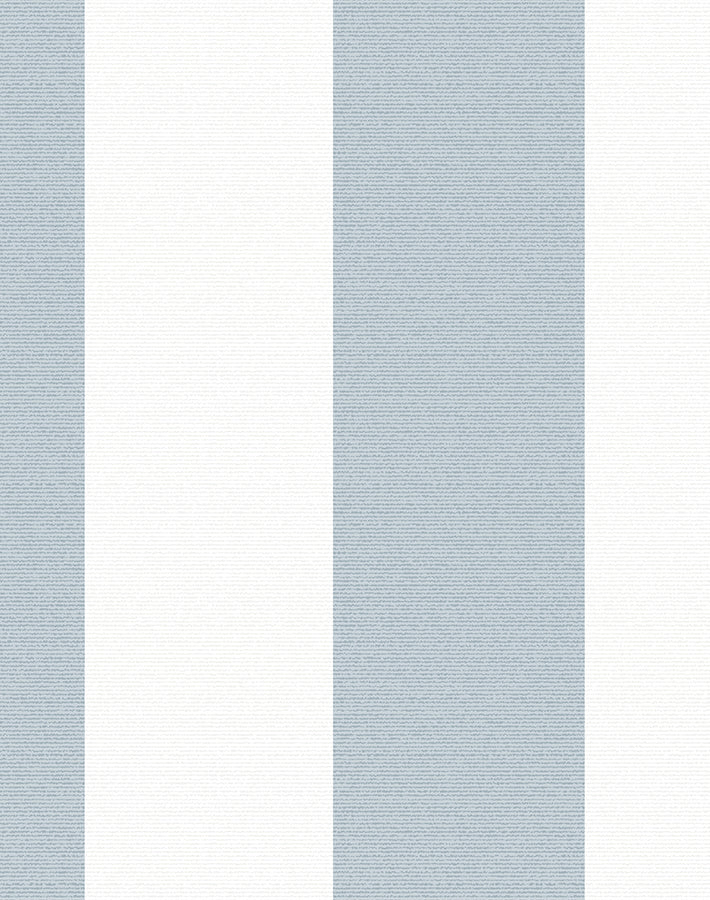 Candy Stripe Removable Wallpaper - Silver - Wallshoppe