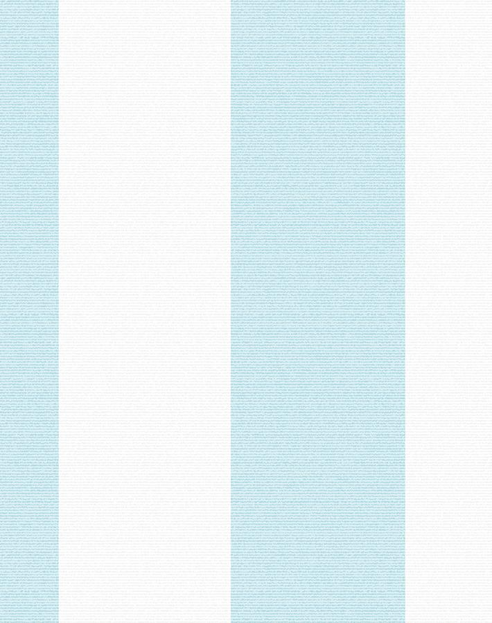 Candy Stripe Wallpaper - Sky - Wallshoppe