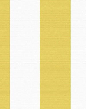 Candy Stripe Removable Panel - Yellow [SALE]