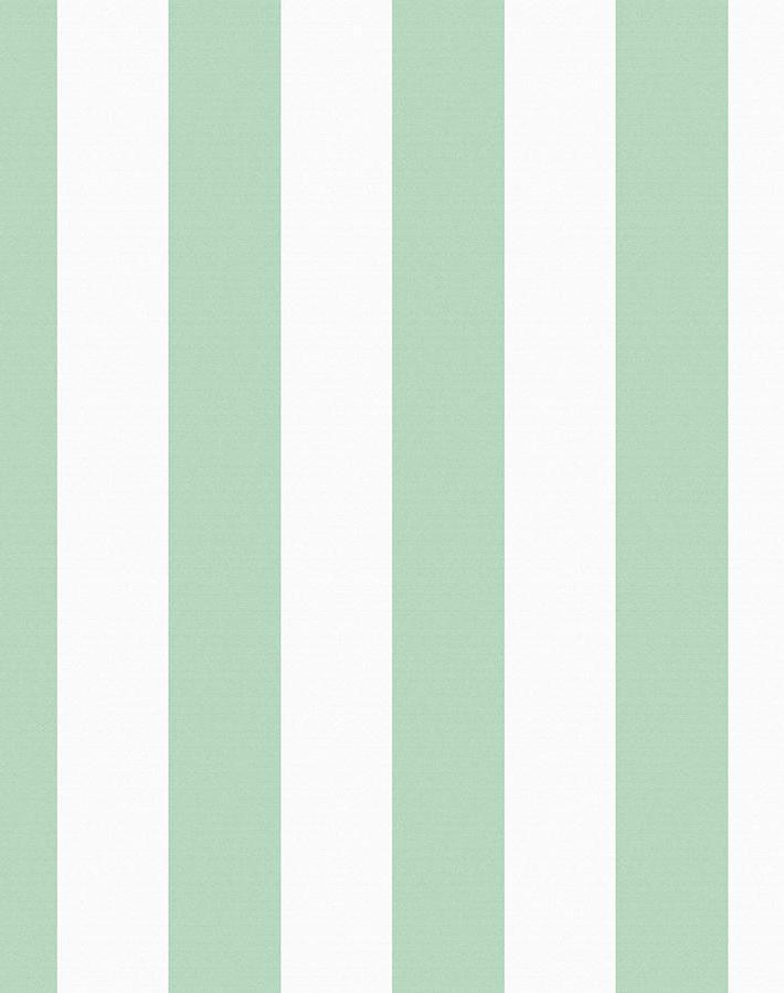 Candy Stripe Jade  Wallpaper