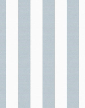 Candy Stripe Silver  Wallpaper