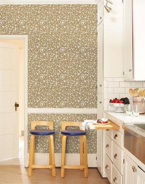 Corner Deli Leather  Wallpaper