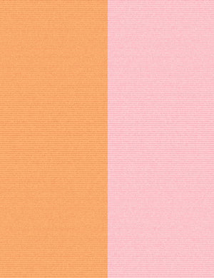 Cross The Line Creamsicle Pink  Wallpaper