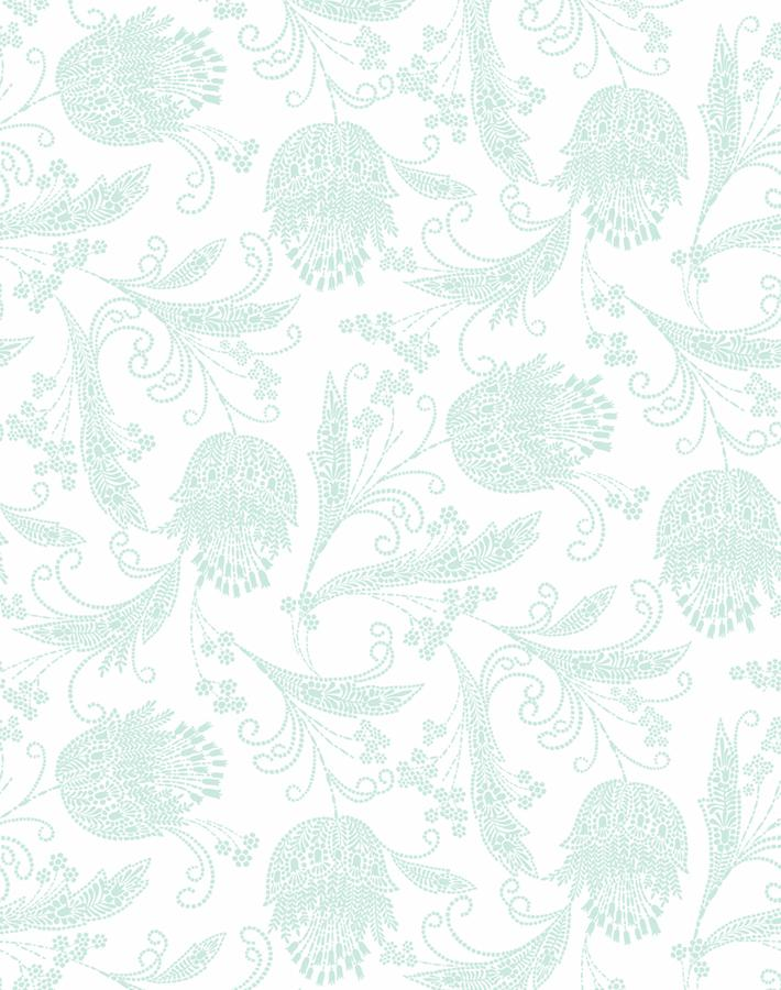 Dear Prudence Mint  Wallpaper