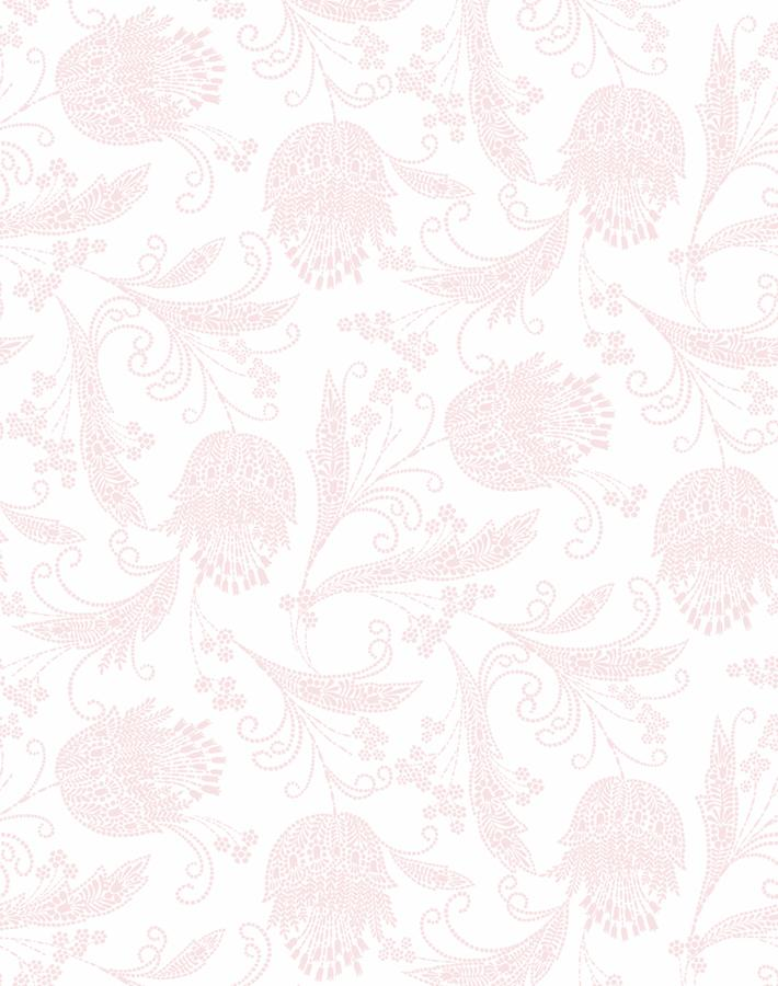 Dear Prudence Pink  Wallpaper