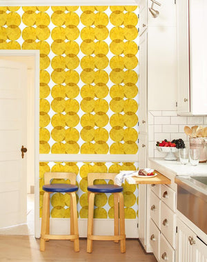 Dumbo Small Yellow  Wallpaper