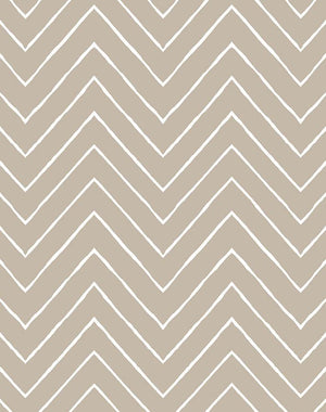 Frances Chevron  Wallpaper