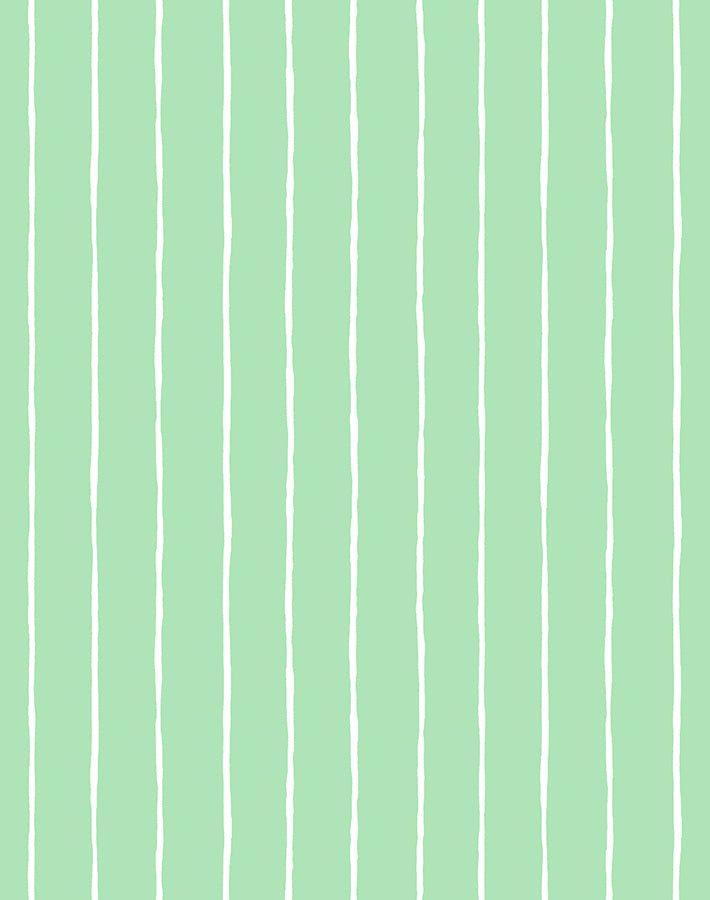 Get In Line Green  Wallpaper