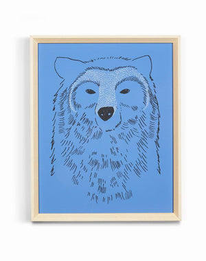 Artshoppe Grizzly by Tea Collection