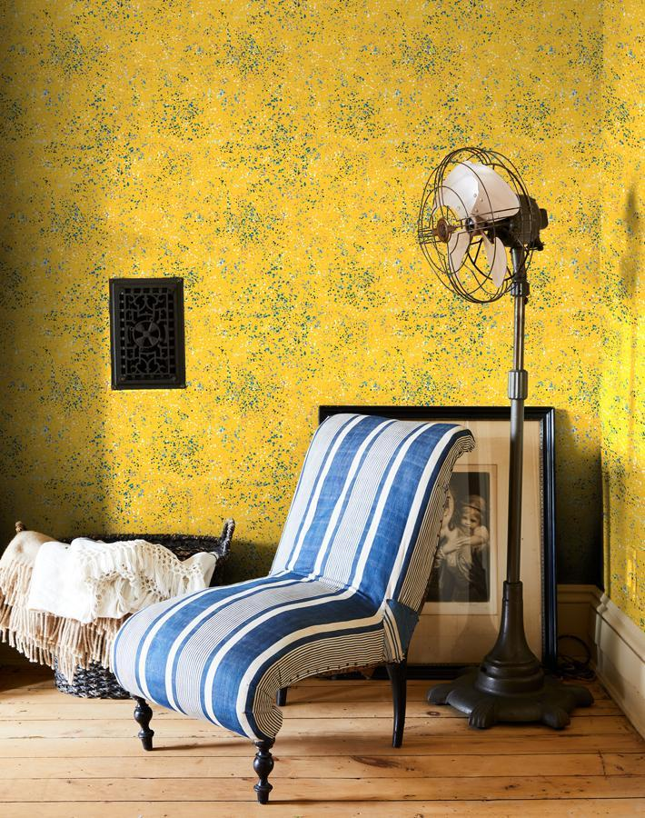 Parsons Paint Yellow  Wallpaper