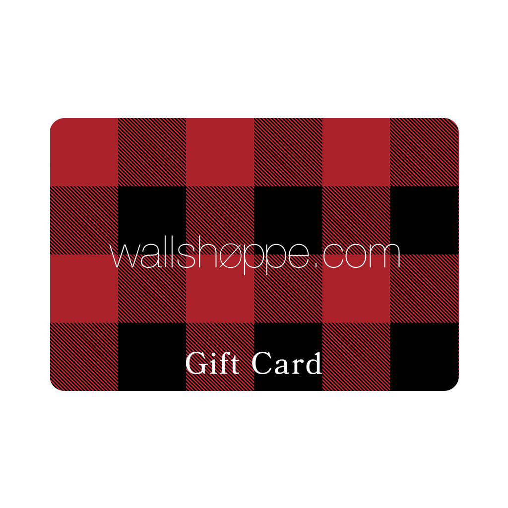 Wallshoppe Digital Gift Card