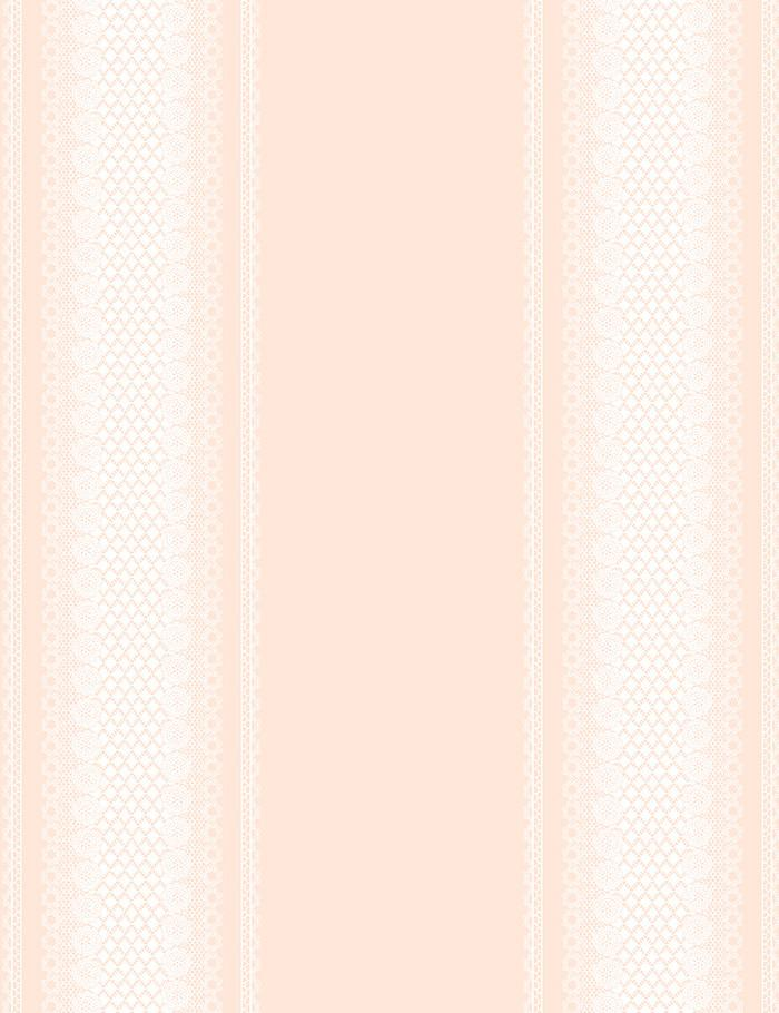 Lace Front Peach  Wallpaper