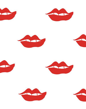 Lips Red  Wallpaper