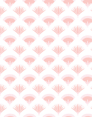 Lotus Papyrus Ballet Slipper  Wallpaper