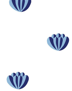 Lotus Blue  Wallpaper