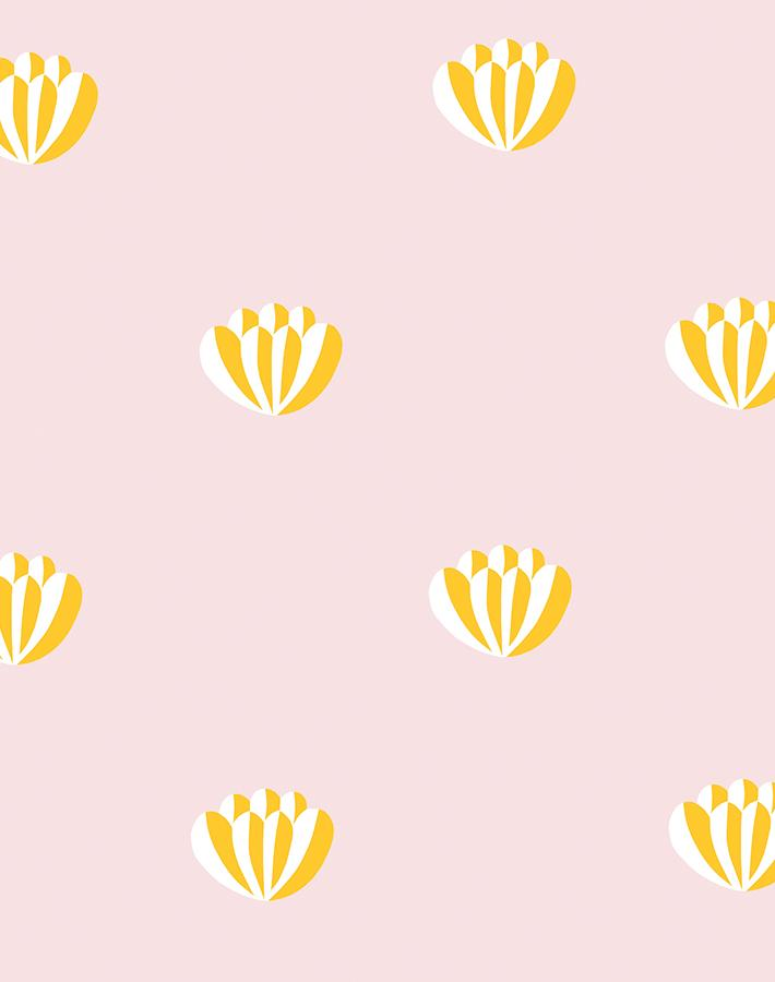 Lotus Marigold  Wallpaper
