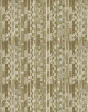 Madison Stripe Small Tan  Wallpaper