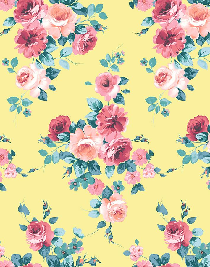 Maggie May Lemon  Wallpaper