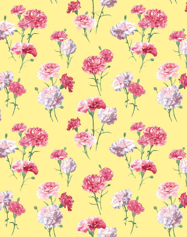 Mamas Favorite Yellow  Wallpaper
