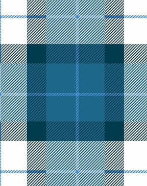 Oban Plaid Cadet Blue  Wallpaper