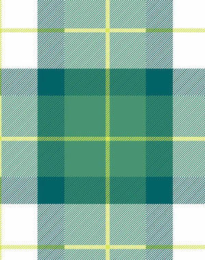 Oban Plaid Emerald  Wallpaper