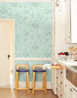 Parsons Paint Robins Egg  Wallpaper