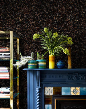 Parsons Paint Black Sienna  Wallpaper