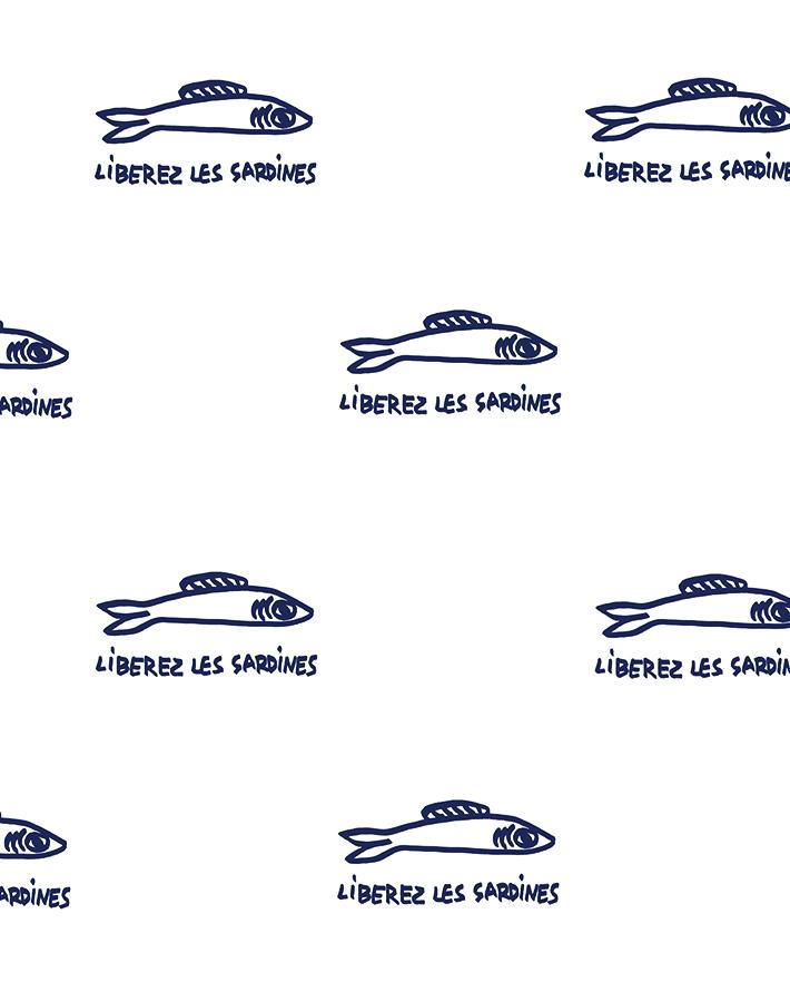 Sardines Navy  Wallpaper