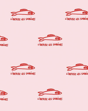 Sardines Shell  Wallpaper