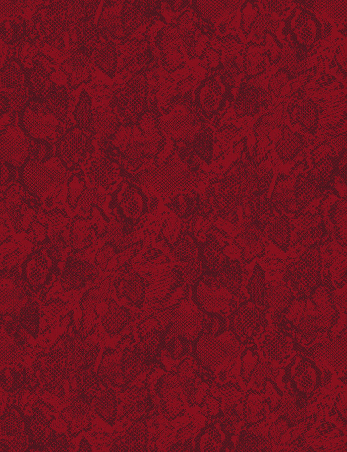 Serpentine - garnet / cabernet wallpaper roll - Wallshoppe