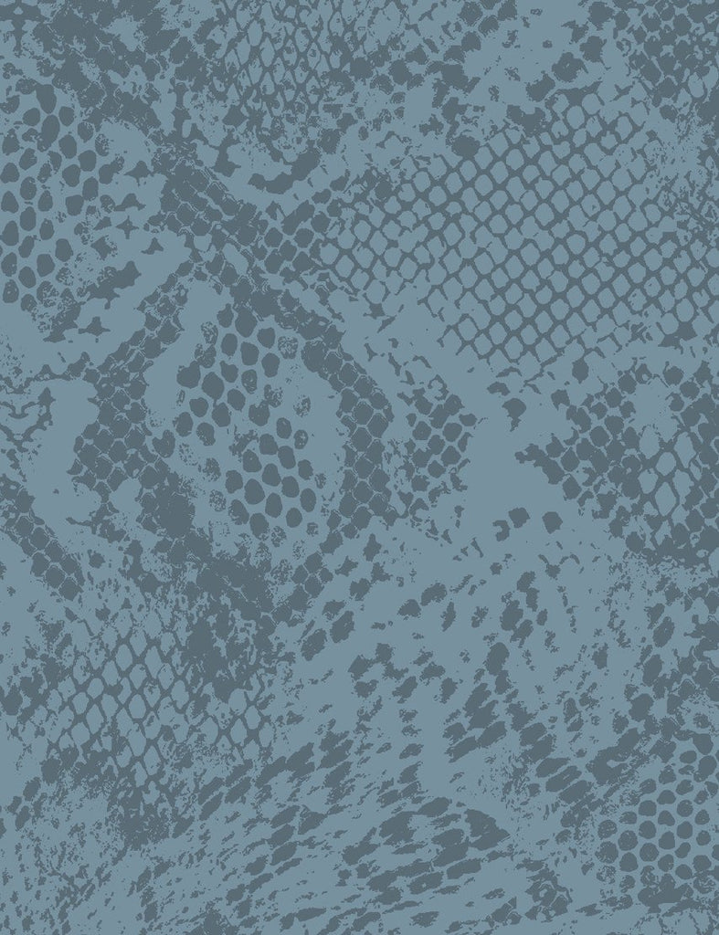 Serpentine Wallpaper - Gray