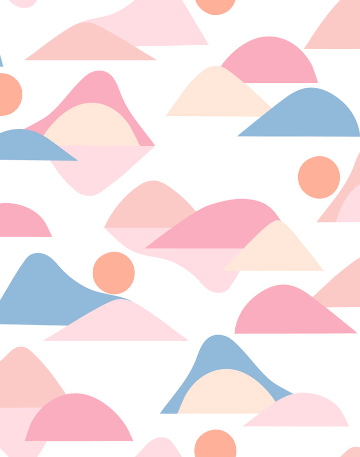 Slopes Bubblegum  Wallpaper