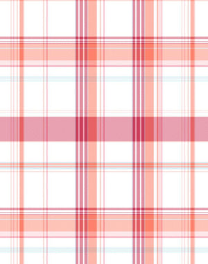 Sofia Plaid Berry  Wallpaper