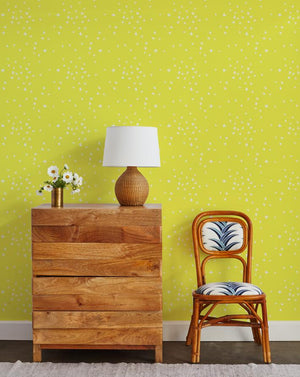 star wallpaper yellow