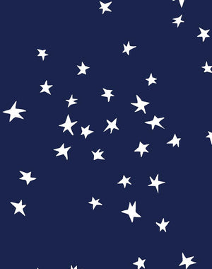 star wallpaper navy